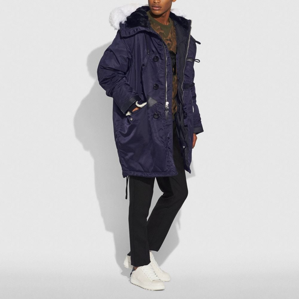 PATCH PARKA