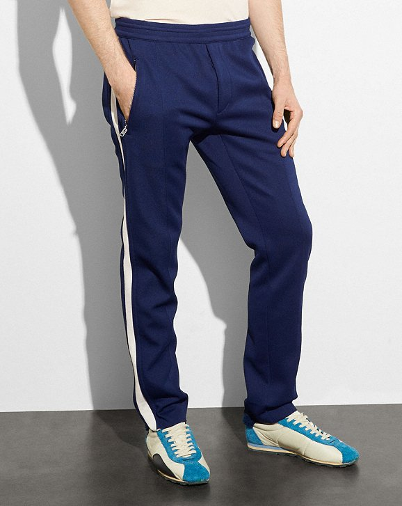 Coach Track Pants Coach Cheap Sale Enjoy Footaction Sale Online Clearance Excellent Buy Cheap Enjoy Whole World Shipping C4N3yQVs2l