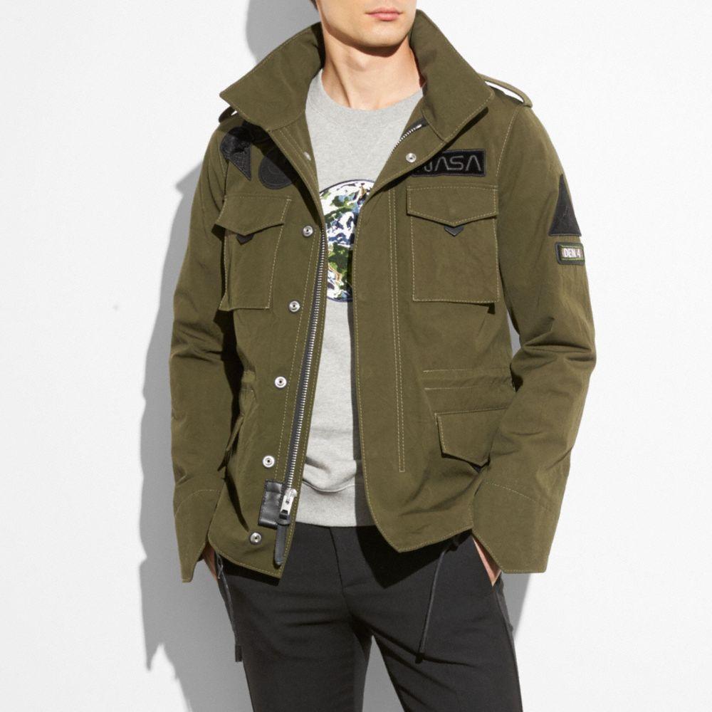 Coach M65 Jacket
