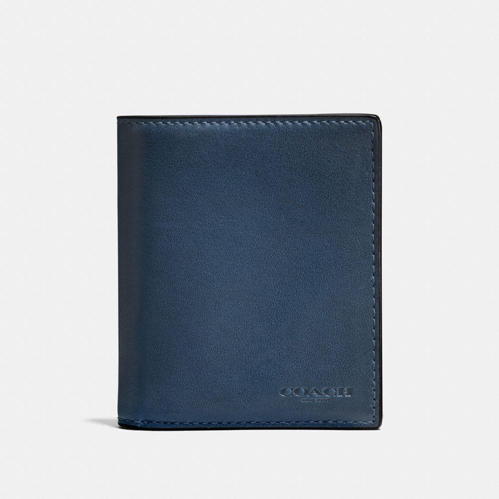 Coach Slim Coin Wallet