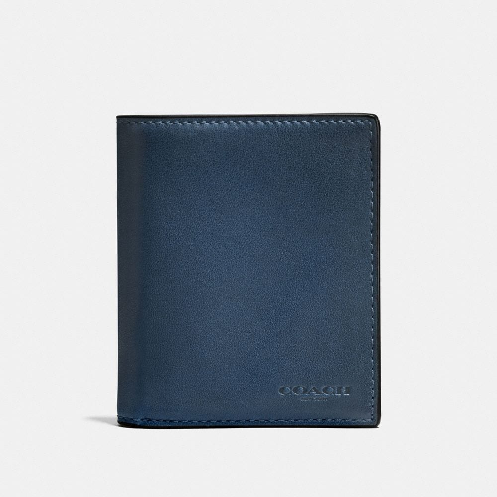 Coach Slim Coin Wallet