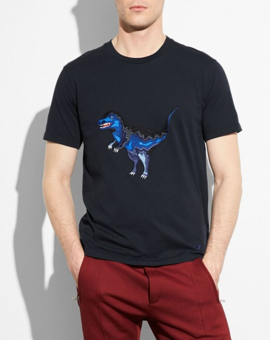 EMBROIDERED REXY T-SHIRT