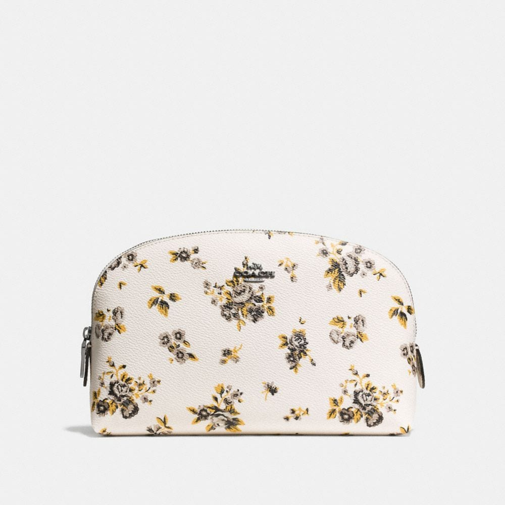 COSMETIC CASE 22 WITH PRAIRIE PRINT