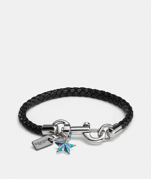 COACH CHARMS FRIENDSHIP BRACELET