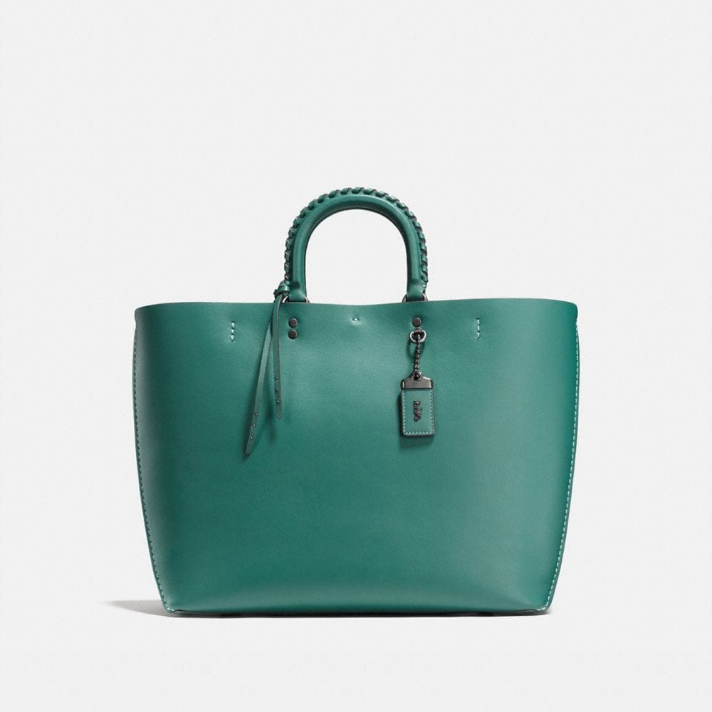 Coach Rogue Tote With Whipstitch Handle