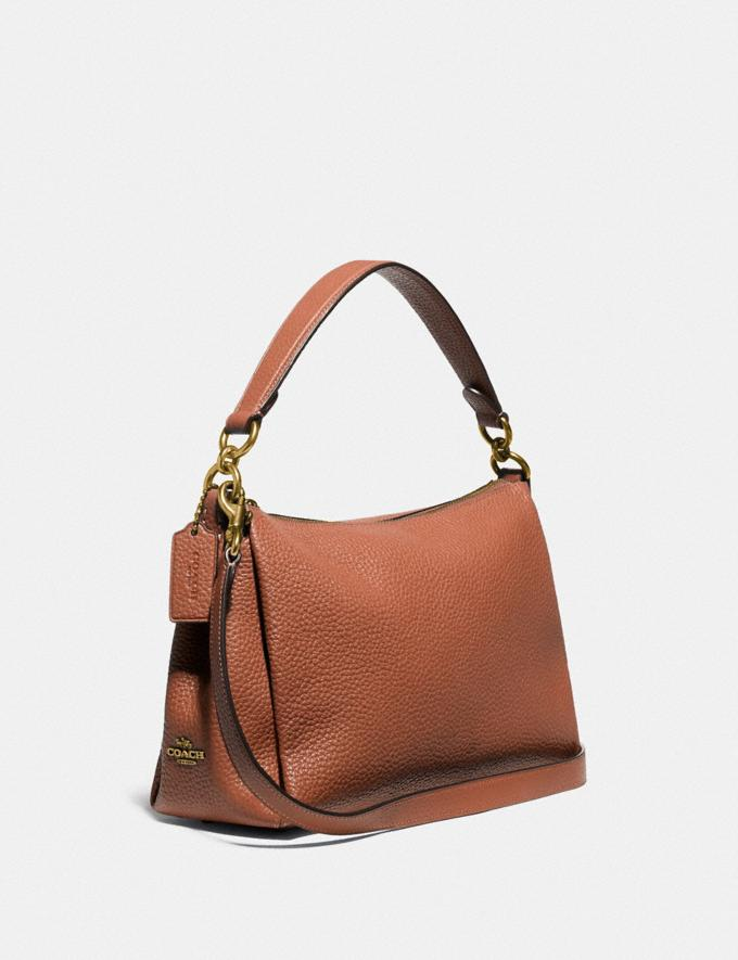 Coach Shay Crossbody B4/1941 Saddle Women Bags Crossbody Bags Alternate View 1