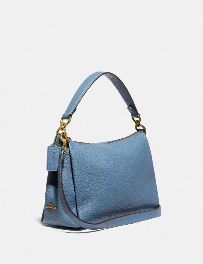 Coach Shay Crossbody B4/Lake Women Bags Crossbody Bags Alternate View 1