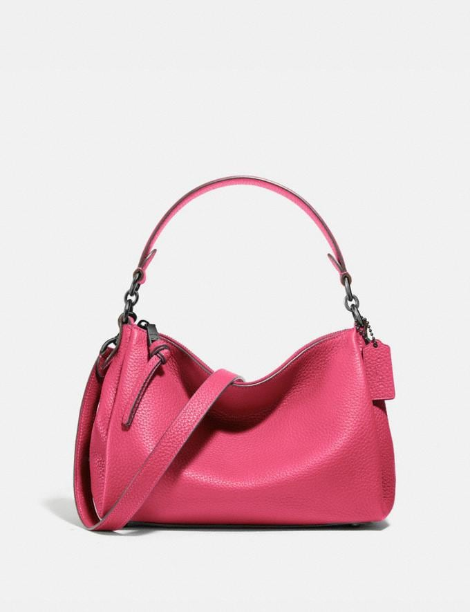 Coach Shay Crossbody Pewter/Confetti Pink Gifts For Her