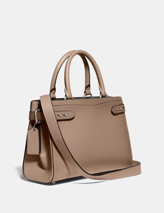 Coach Hutton Carryall Lh/Taupe Black Friday Test Alternate View 1