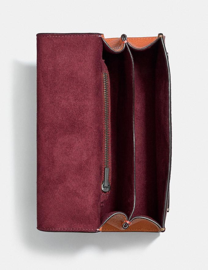 Coach Bolso Tabby 20 Con Asa Superior Con Bloques De Color V5/Vintage Rosa Multi Nuevo Novedades para mujer Bolsos Vistas alternativas 2