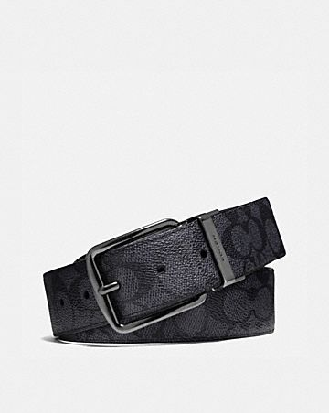 23a2b8fbe5 Men's Leather Belts | COACH ®