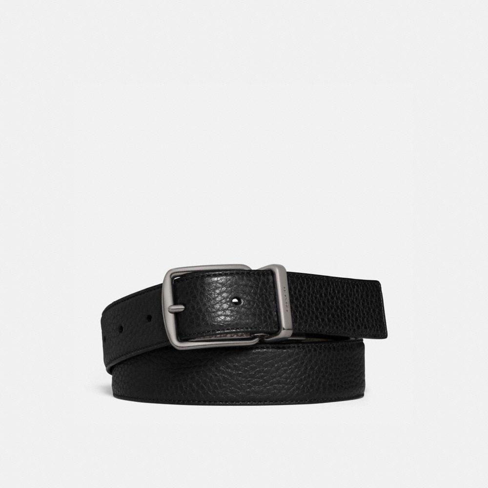Coach Regular Harness Cut-To-Size Reversible Belt