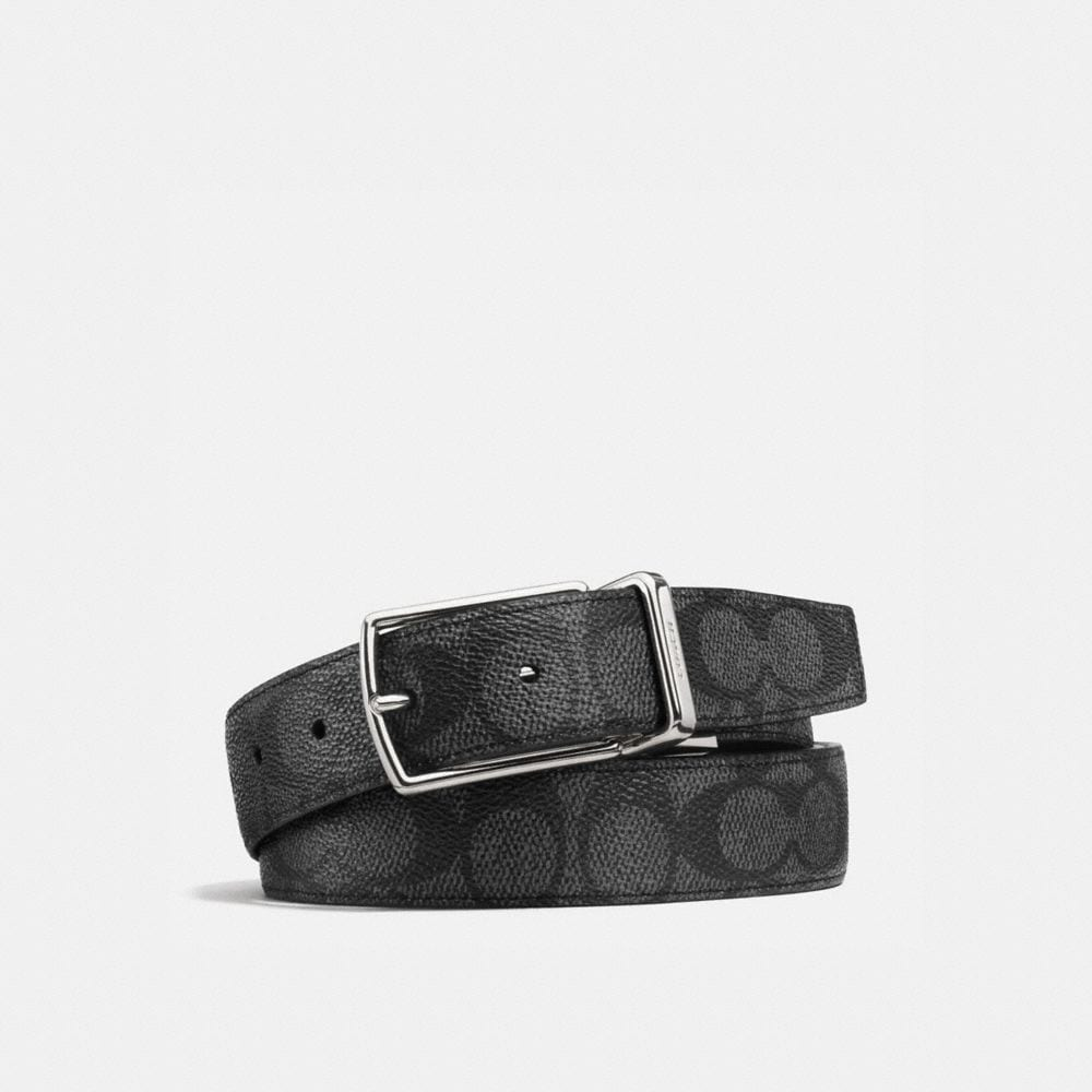 Coach Modern Harness Cut-To-Size Reversible Signature Belt