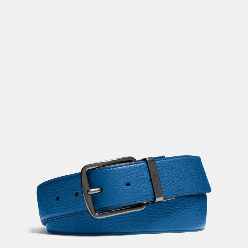 Coach Wide Regular Cut-To-Size Reversible Belt