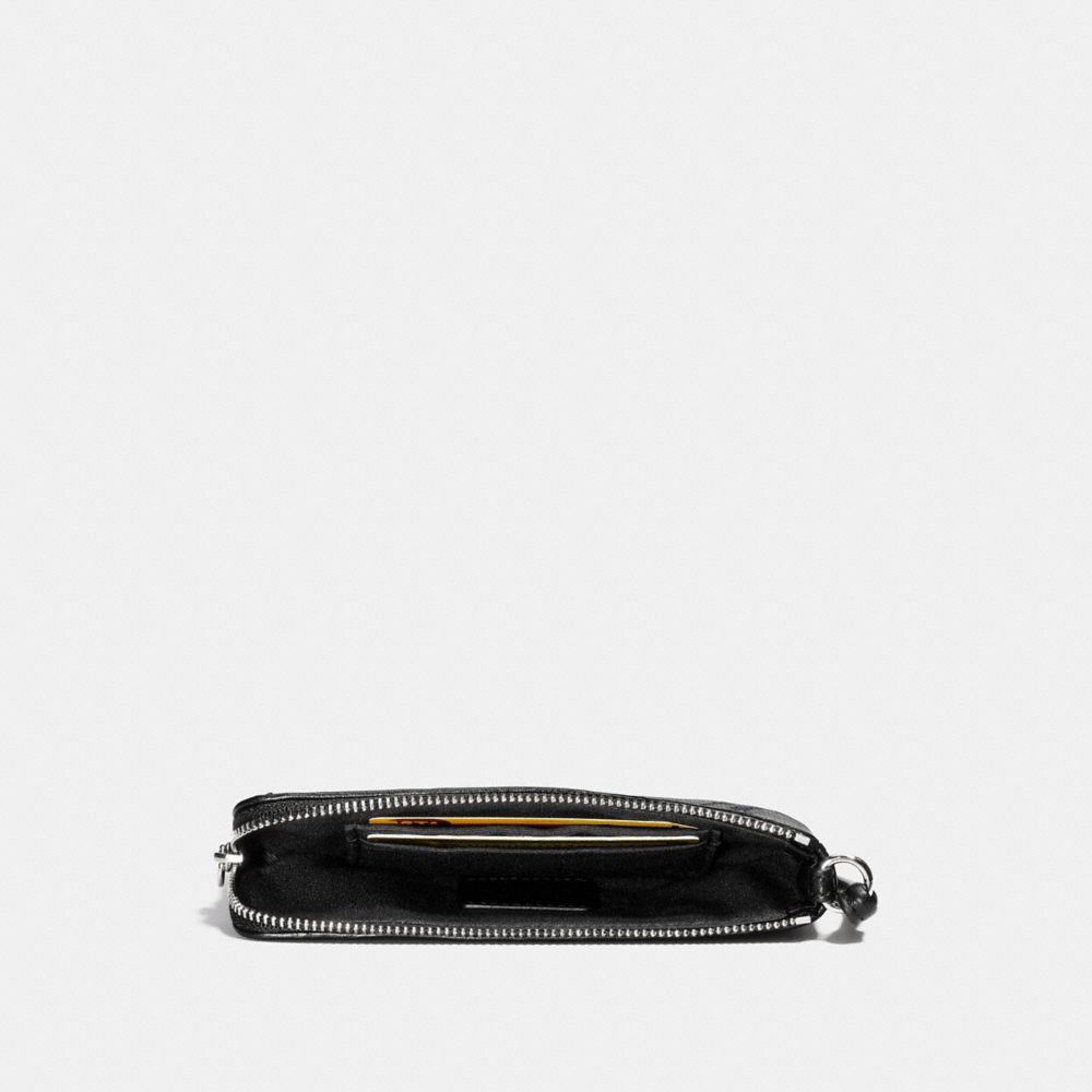 Coach Corner Zip Wristlet Alternate View 1