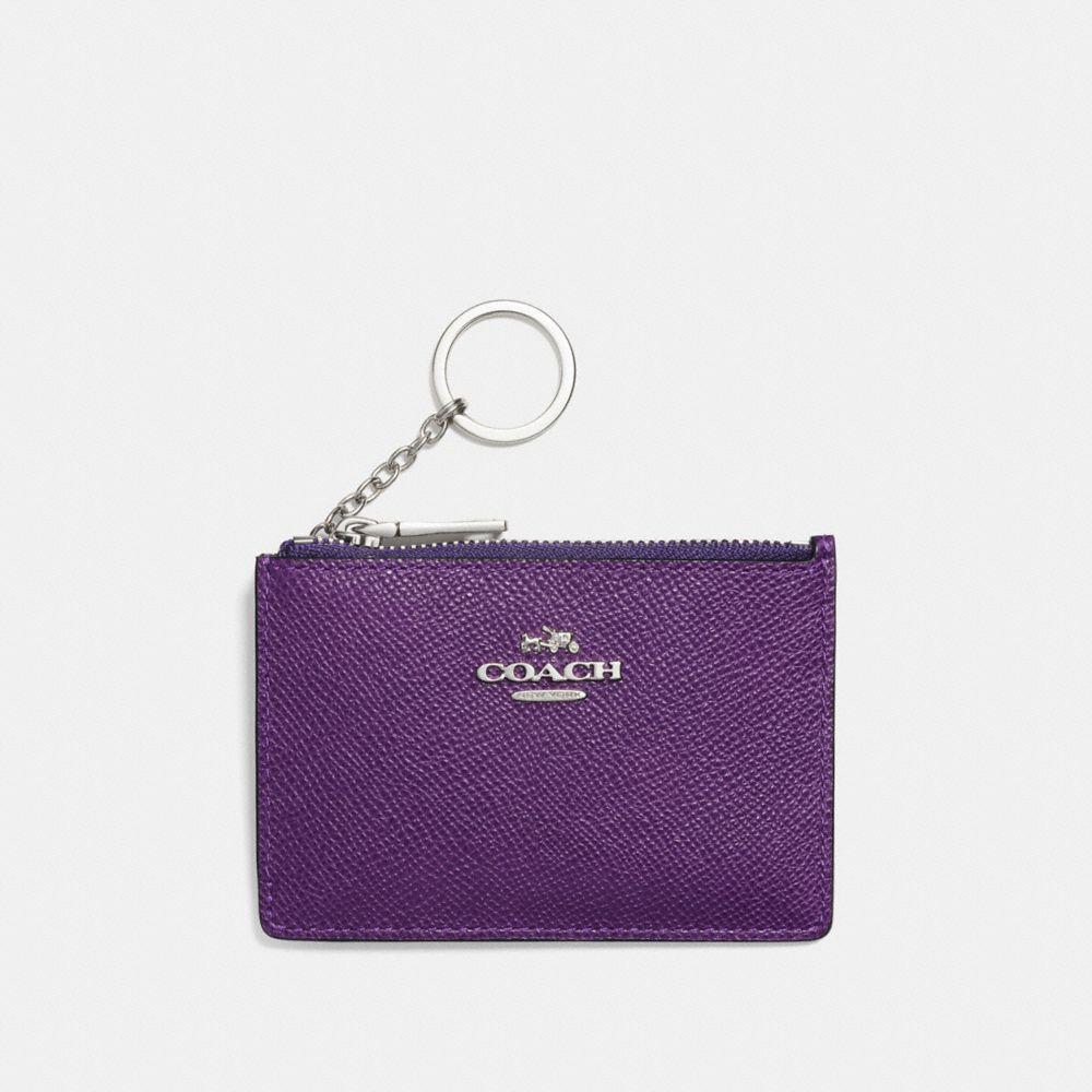 violet/silver