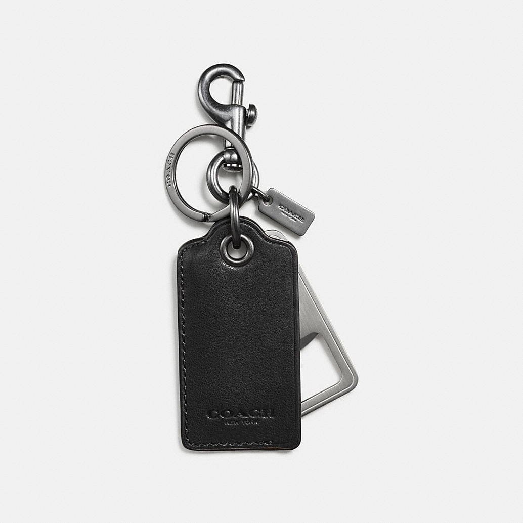 coach bottle opener key ring. Black Bedroom Furniture Sets. Home Design Ideas