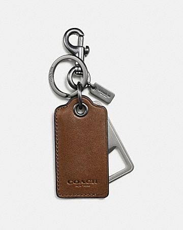 BOTTLE OPENER KEY RING
