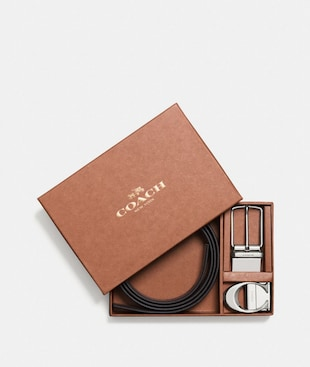 BOXED SCULPTED C CUT-TO-SIZE REVERSIBLE BELT