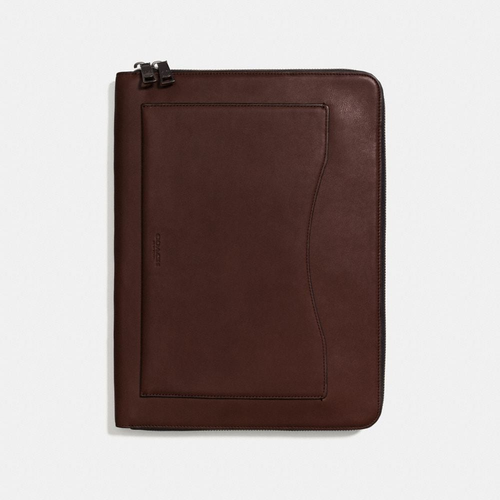 PORTFOLIO IN SPORT CALF LEATHER
