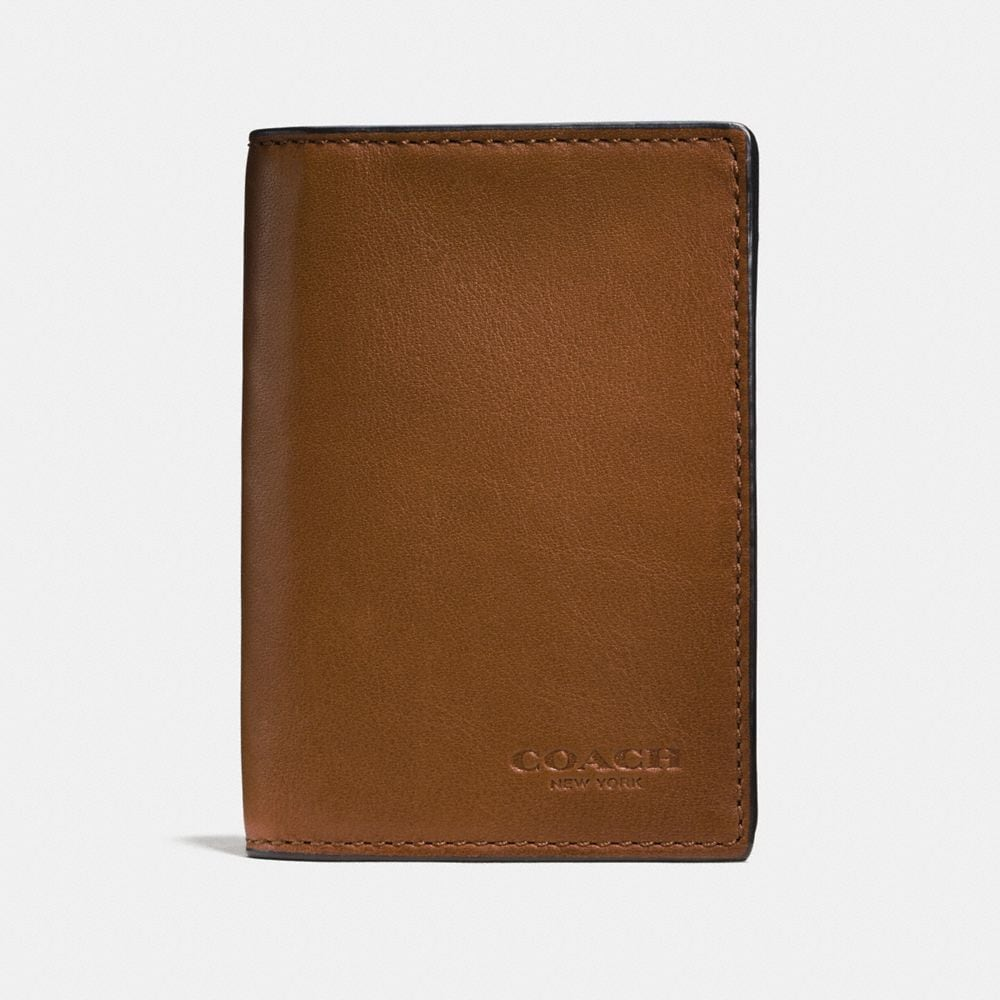 Coach Bifold card case