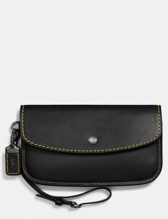 Coach Clutch Black/Black Copper PRIVATE SALE Shop by Price 40% Off