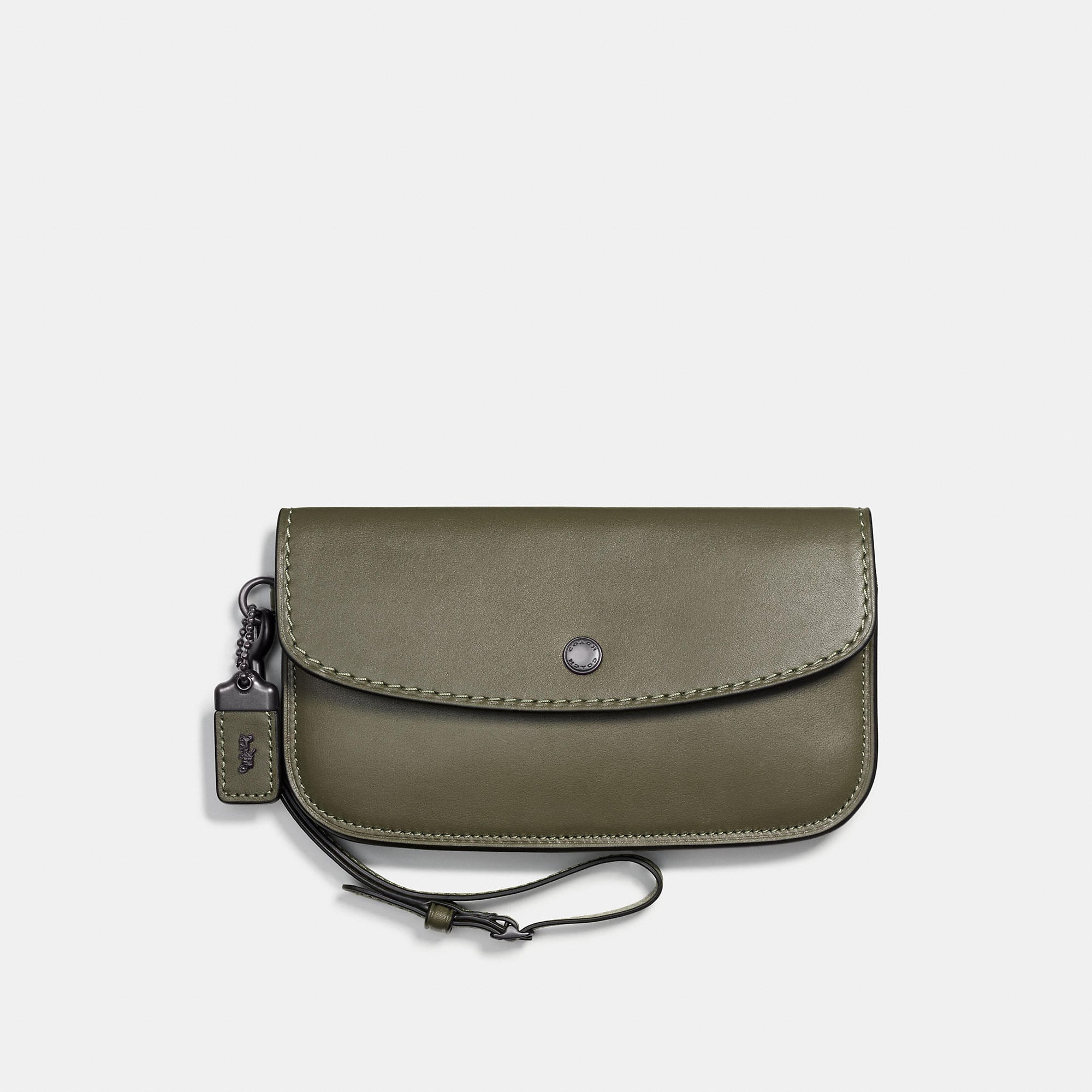 Coach 1941 Clutch In Glovetanned Leather