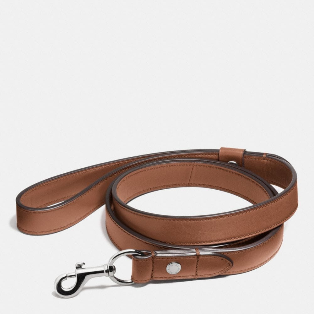 Large Leather Leash