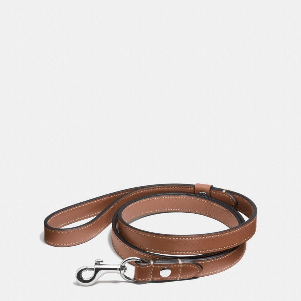 Small Leather Leash