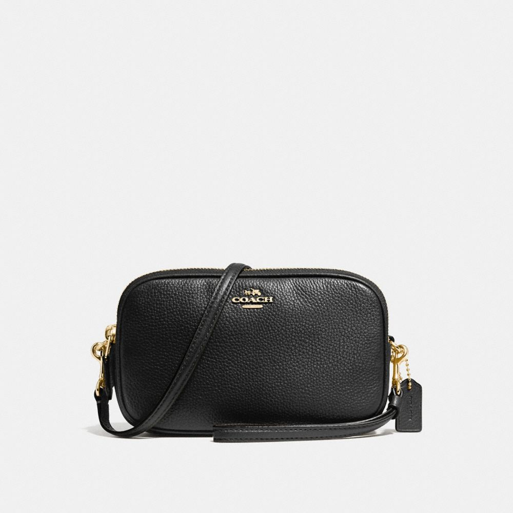 Coach Sadie Crossbody Clutch