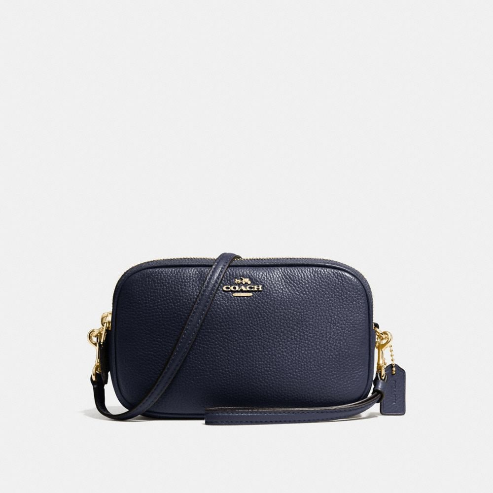 light gold/navy