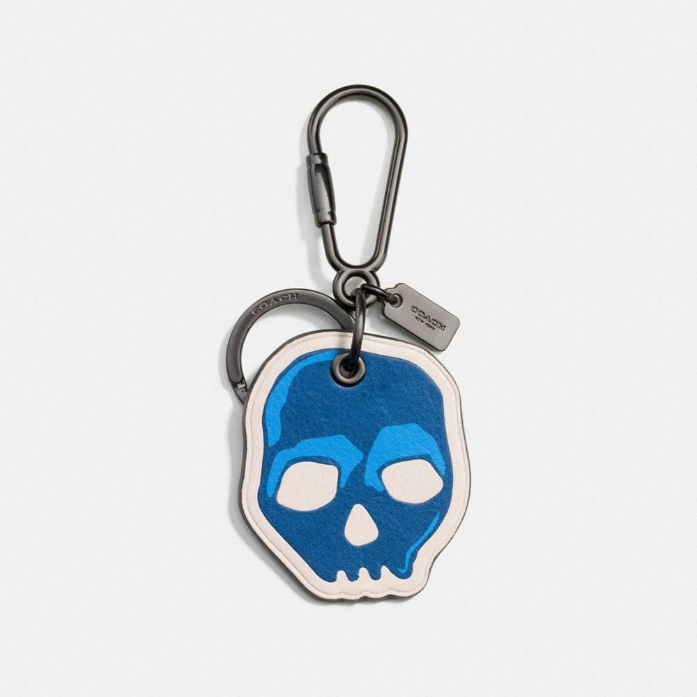 Skull Bag Charm