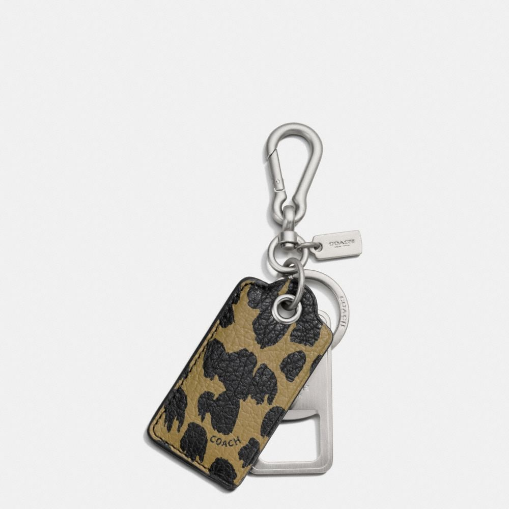 BOTTLE OPENER BAG CHARM