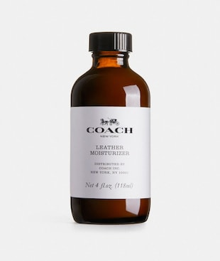 COACH LEATHER MOISTURIZER