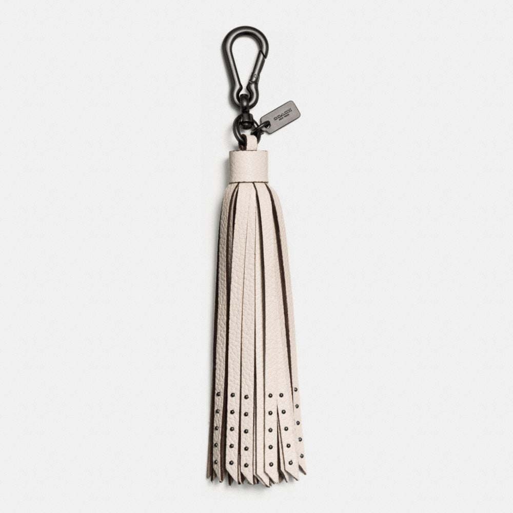 LONG TASSEL BAG CHARM