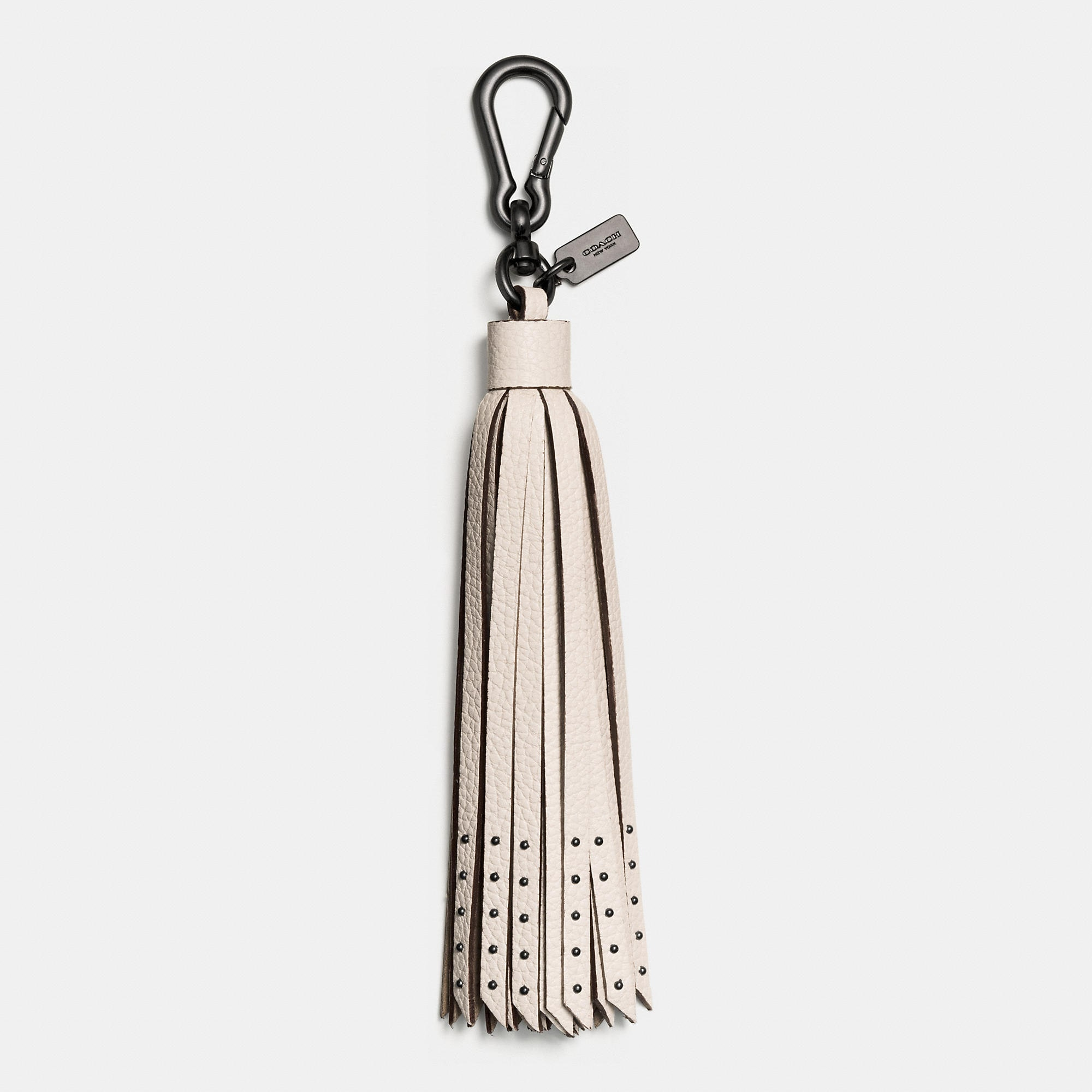 Coach Long Tassel Bag Charm