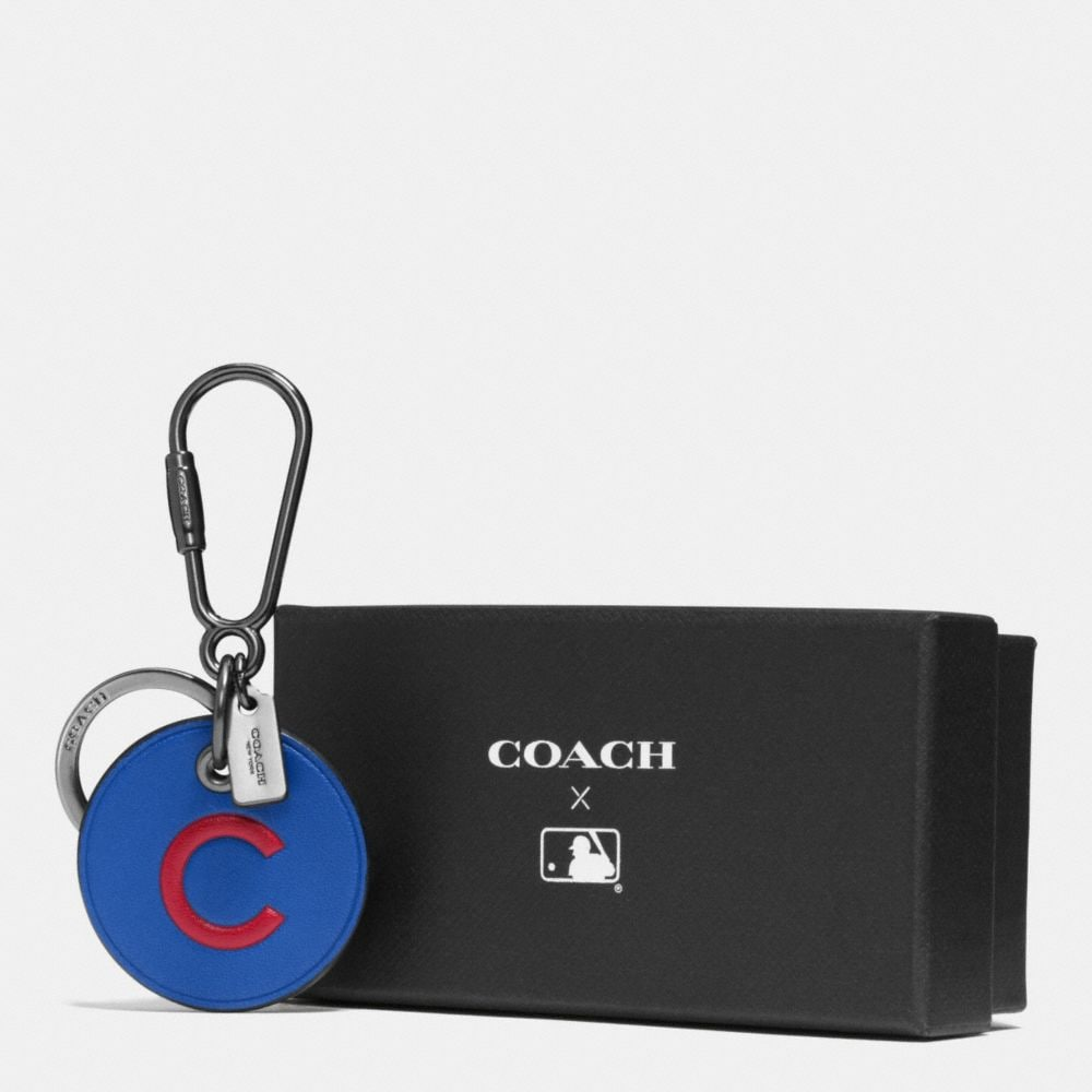 Mlb Round Logo Key Ring - Alternate View A1