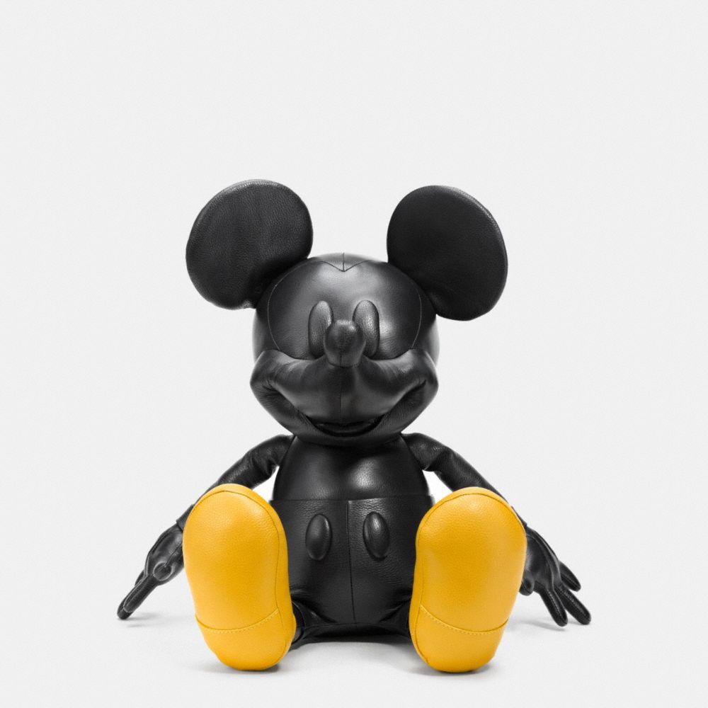 Coach Medium Mickey Doll