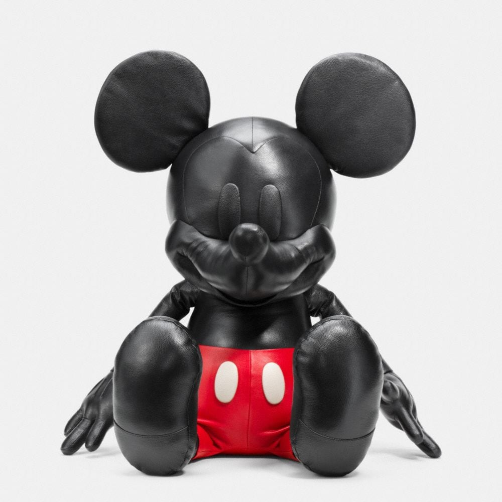 Coach Large Mickey Doll
