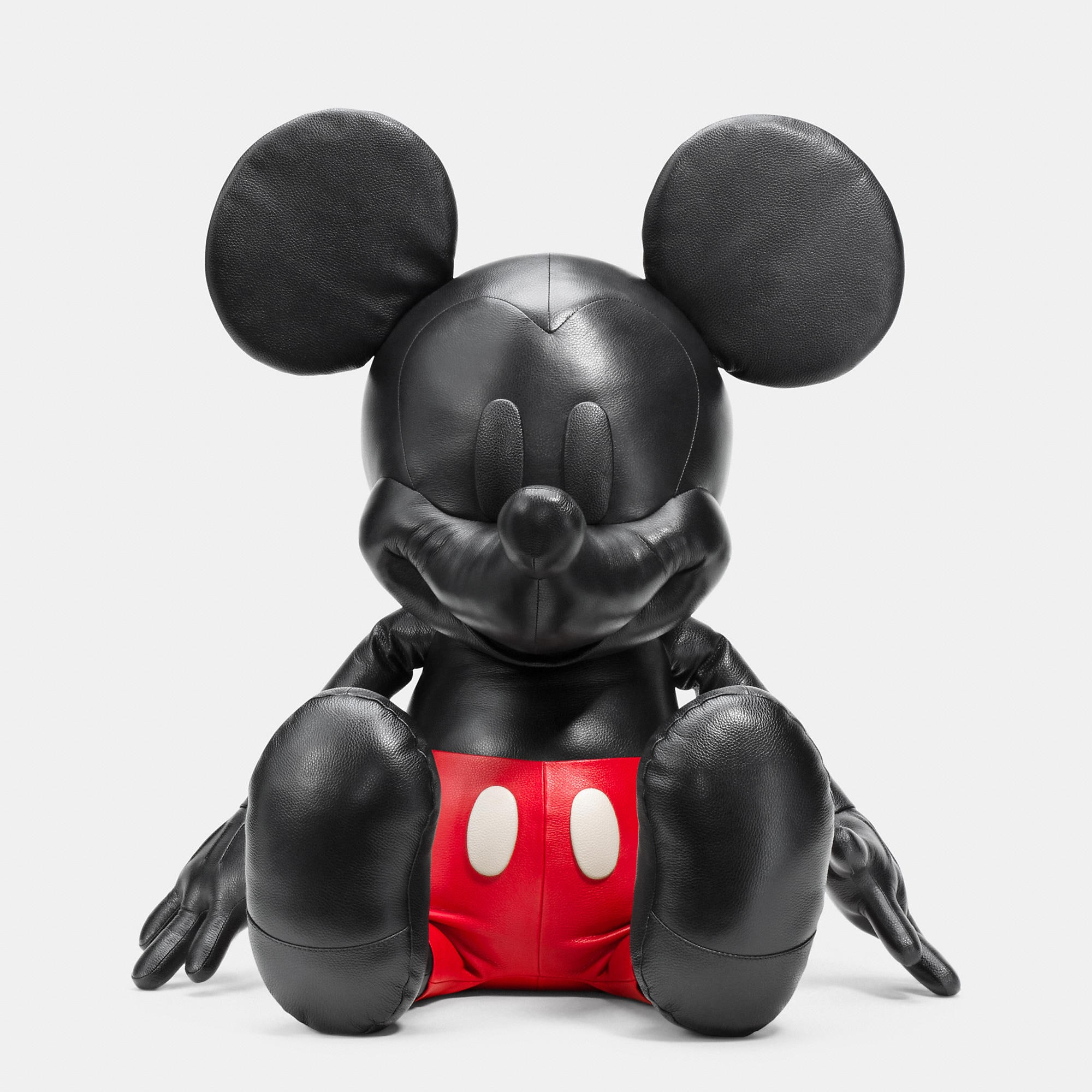 Coach Large Mickey Doll - Disney