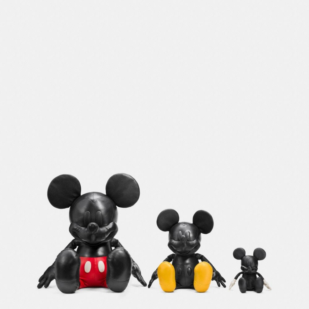 Coach Small Mickey Doll Alternate View 1