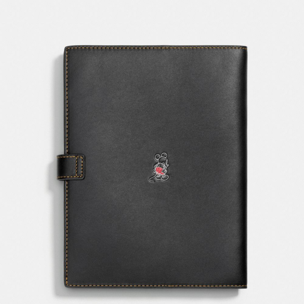 Coach Mickey Book Cover Alternate View 1