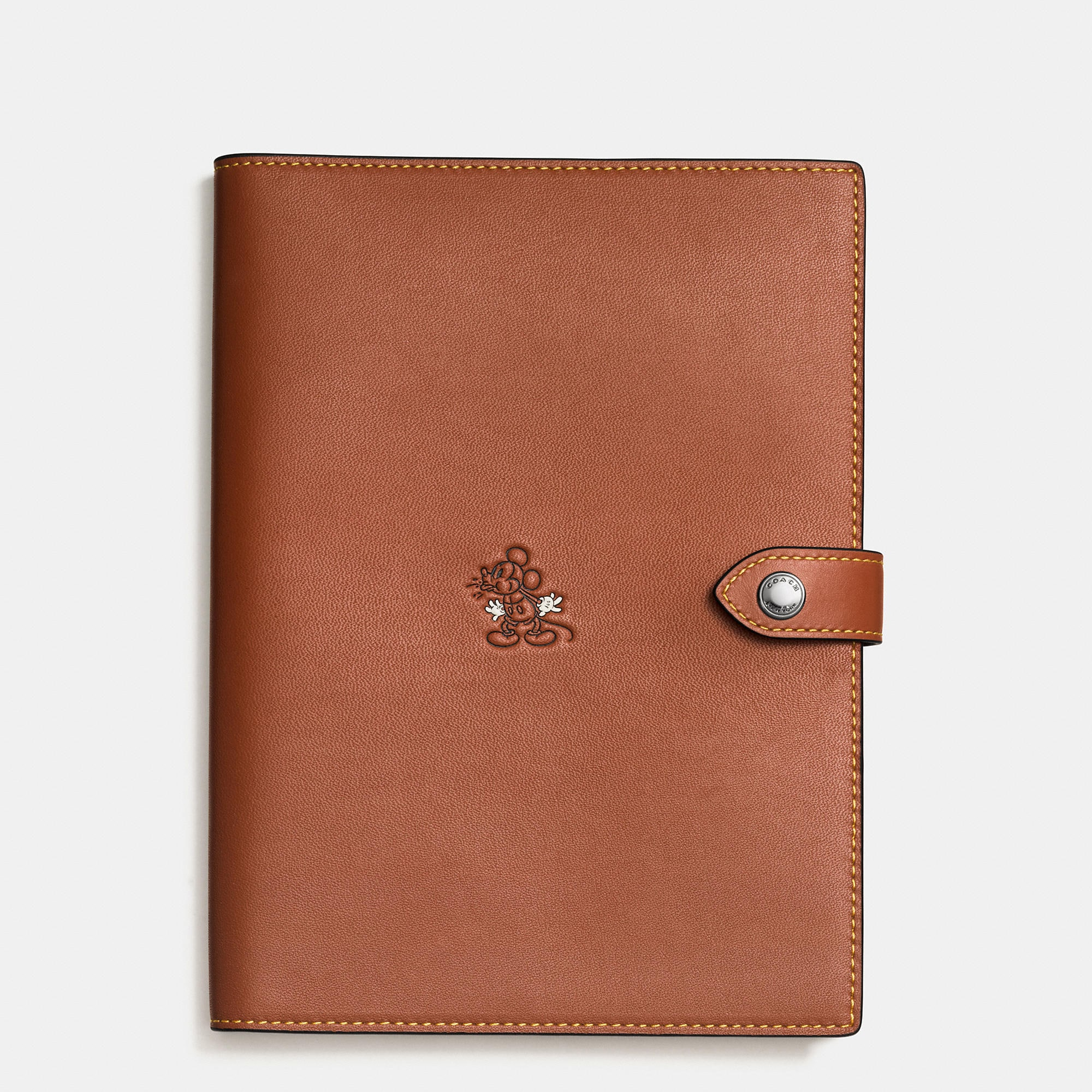 Coach Mickey Book Cover - Disney