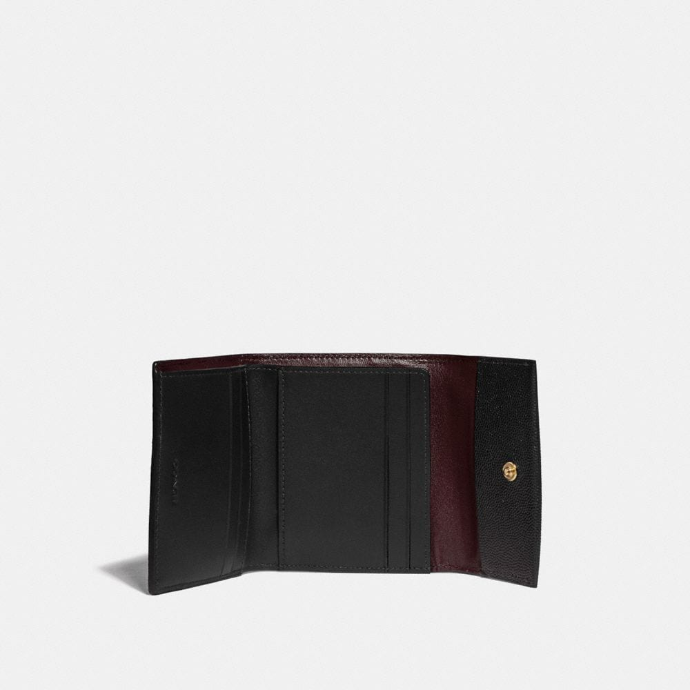 Coach Small Flap Wallet Alternate View 1