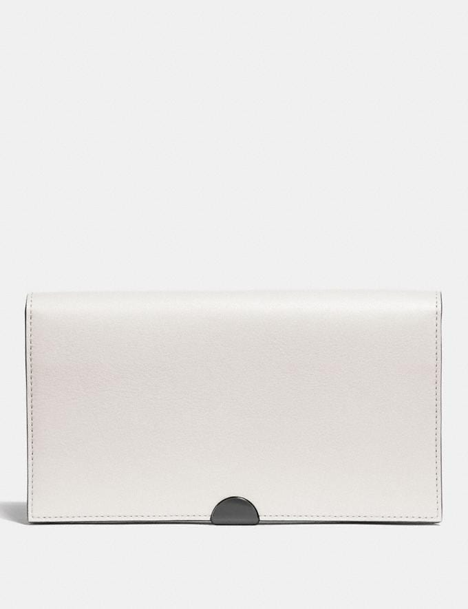 Coach Dreamer Wallet Chalk/Gunmetal Gifts For Her Bestsellers