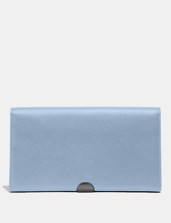 Coach Dreamer Wallet Slate/Pewter Women Edits Your Life, Your Coach