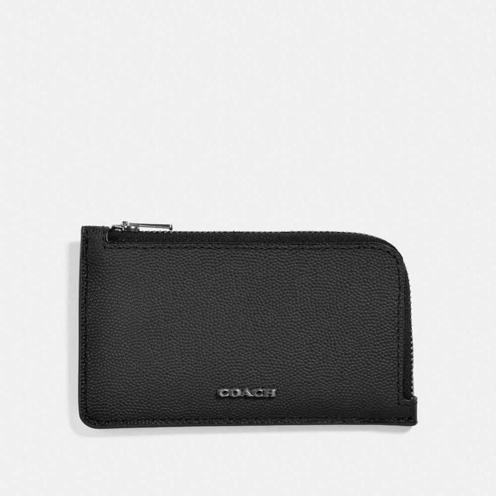 L-ZIP CARD CASE