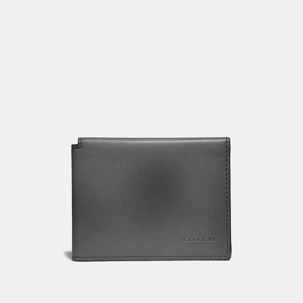 Coach Trifold Card Wallet