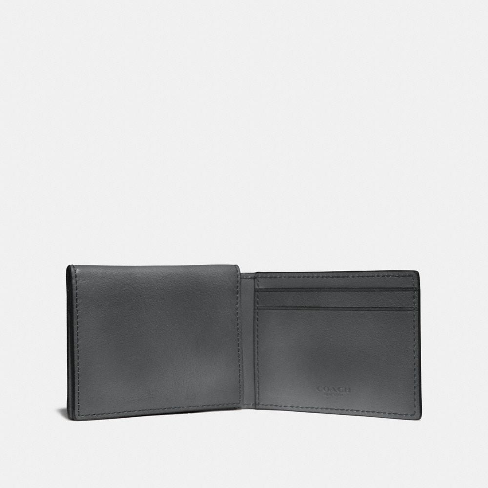 Coach Trifold Card Wallet Alternate View 1