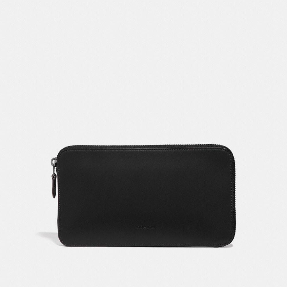 Coach Travel Guide Pouch